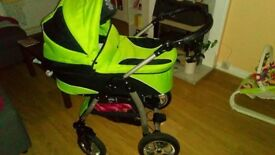 For sale baby merc pushchair