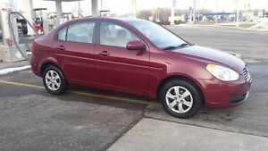 2010 Hyundai Accent only 121,800 kms