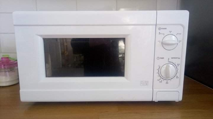 MICROWAVE AS NEW