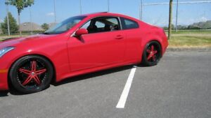 2006 Infiniti G35 Coupe - Only 100x kms - Like New