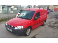 Vauxhall Combo CDTi, Long Mot, Low Miles