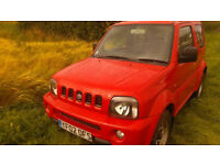 Suzuki Jimny 1.3 4x4 superb condition