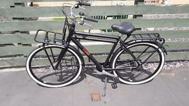 Urban dutch bike