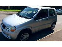 Suzuki ignis 1,3 petrol 98k 29/08/27 mot