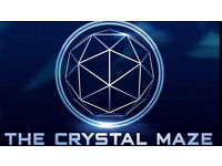4 x Crystal Maze Experience Tickets, London, 22 April, 12pm
