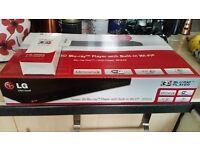 LG BP 465 MODEL BLUE RAY, 3D DVD PLAYER BRAND NEW