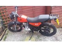 CPI motorbike 125cc