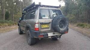 2003 Nissan Patrol Wagon Balgowlah Manly Area Preview