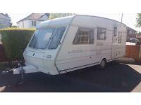 Abbey county Stafford caravan 5 birth