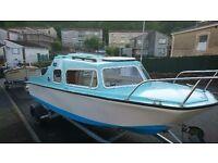 Microplus 501 mariner boat