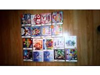 3 Nintendo DS with games