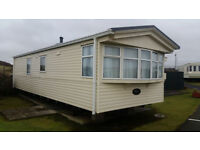 2007 WILLERBY GRANADA 2 BEDROOM STATIC MOBILE HOME / CARAVAN