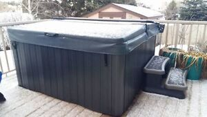 Hot tub - club7 lounger - Great working condition