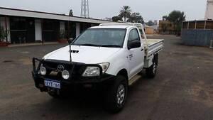 2008 Toyota Hilux Ute Cobar Cobar Area Preview