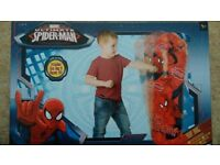Brand New Spiderman Punch Bag £5 for quick sale