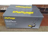 Challenge 30cm cylinder lawnmower