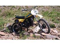 1980 air cooled suzuki rm80 kx cr yz rm
