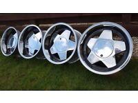 Borbet A 16s 5x120 all around 4xJ9 ET15 BMW E28 E30 E34 E36 DRIFT ! not BBS,OZ