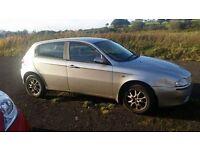 Alfa romeo 147 £250 1.6 2002