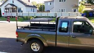 Ford Ranger Contractor Grade Steel Truck Rack (fits 1982-2011) Gatineau Ottawa / Gatineau Area image 3