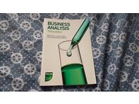 3rd edition Business Analysis book