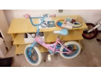 "Girl's bike, 12"""