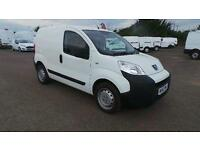 Peugeot Bipper 1.3 HDI 75BHP S VAN DIESEL MANUAL WHITE (2012)