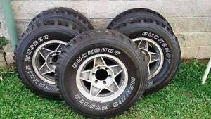 Tyres/Rims - Land Cruiser Tully Cassowary Coast Preview