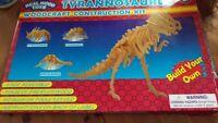 Wooden T-Rex Construction Kit