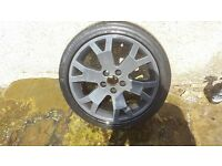 Astra VXR 17'' ALLOY WHEEL / GSI Z20 LET