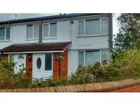 Kirkby, L33, Lovely big 3 bed house with garden. Double glazed and gas central heating