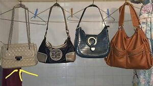 Purses  $5 each except the ones marked different: They are *$10*