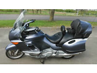 1999 BMW K1200LT Tourer Ready to Tour, PX / Swap Harley, Big Twin or VN2000 £'s either way