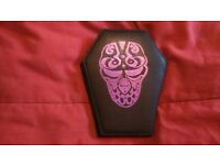5x Coffin shaped Gothic Wallets.. £7.95 Each OVNO
