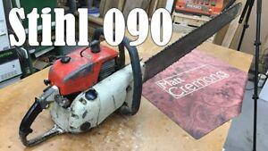 Recherche Stihl 090 ou modele plus petit pour pieces