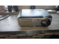 PROJECTOR for sale 100 pound sevviced last year