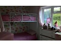 2 bed ground floor flat Beeston Nottingham