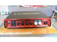 TC Electronic BH550 Amp
