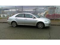 New Shape 54 Plate Toyota AVENSIS Diesel D4 D manual Very Cheap to clear