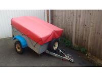 4x3 camping trailer