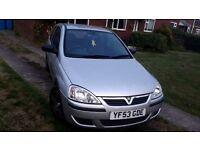 Swaps or sale Vauxhall corsa 1.3 cdti 8 month mot