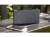 SONY SRS-X55 Bluetooth Speaker with original case. MINT condition.