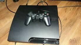 PlayStation 3 slim + 6 games