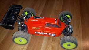 RC Losi 8ight buggy 3.0 Electric