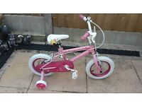 princess bike 12""