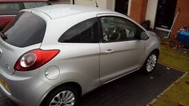 ******2010 ford ka 1.2 zetec ideal first car cheap tax and insurance ******