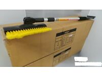 Rolson Telescopic 3 in 1 heavy Duty Snow and Clean Brush