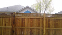Custom Decks and fences at reasonable rates