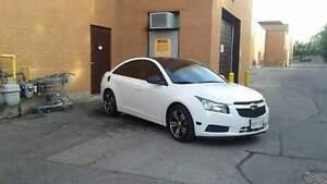 Chevrolet Cruze LS certified