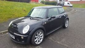 2003 53 Mini Cooper S Supercharged